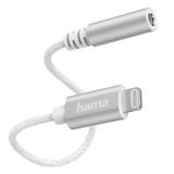 Hama Lightning-Adapter auf 3,5mm Audiobuchse