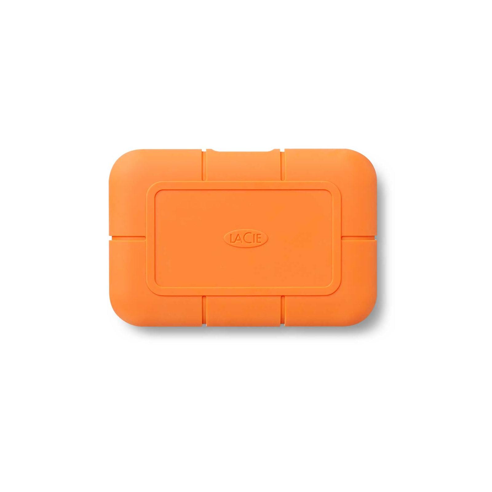LaCie Rugged SSD 2TB USB 3.1 Typ-C, Rescue
