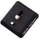 Hama 4360 Schnellkupplungsplatte, 41,7 x 41,7 mm, Foto/Video