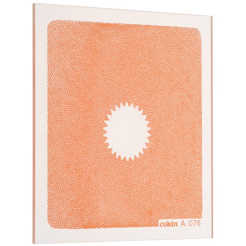 Cokin P076 Center Spot WW Orange
