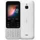 Nokia 6300 4G weiss Dual-SIM