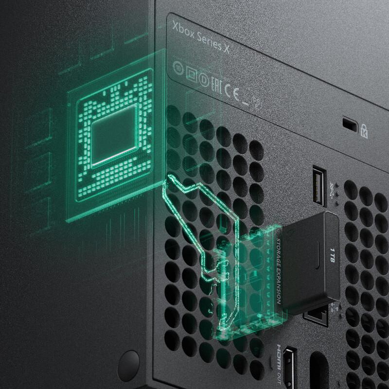 Seagate Storage Expansion Card 1TB Xbox Series X|S eSSD