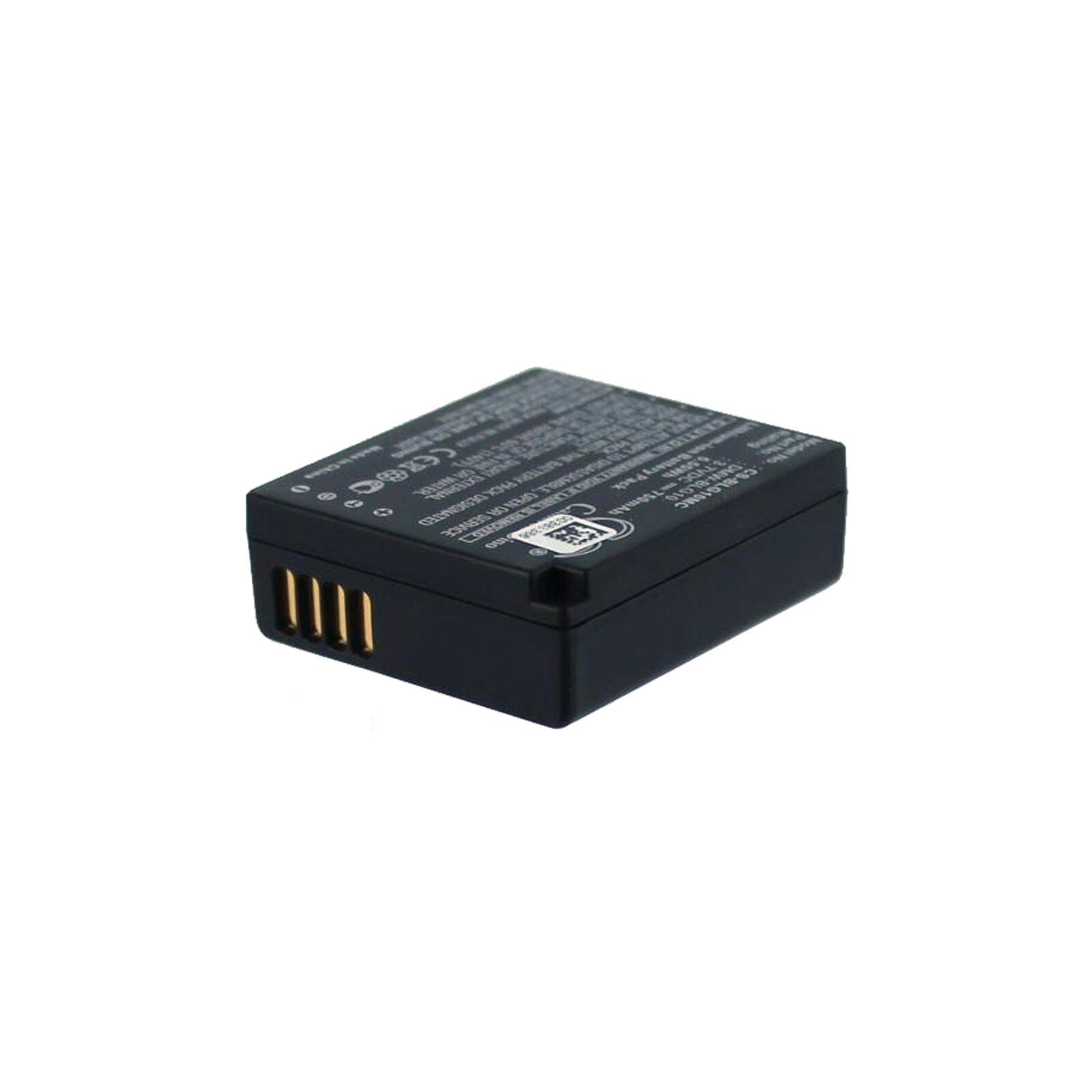 AGI 23736 Akku Panasonic Lumix DMC-LX100