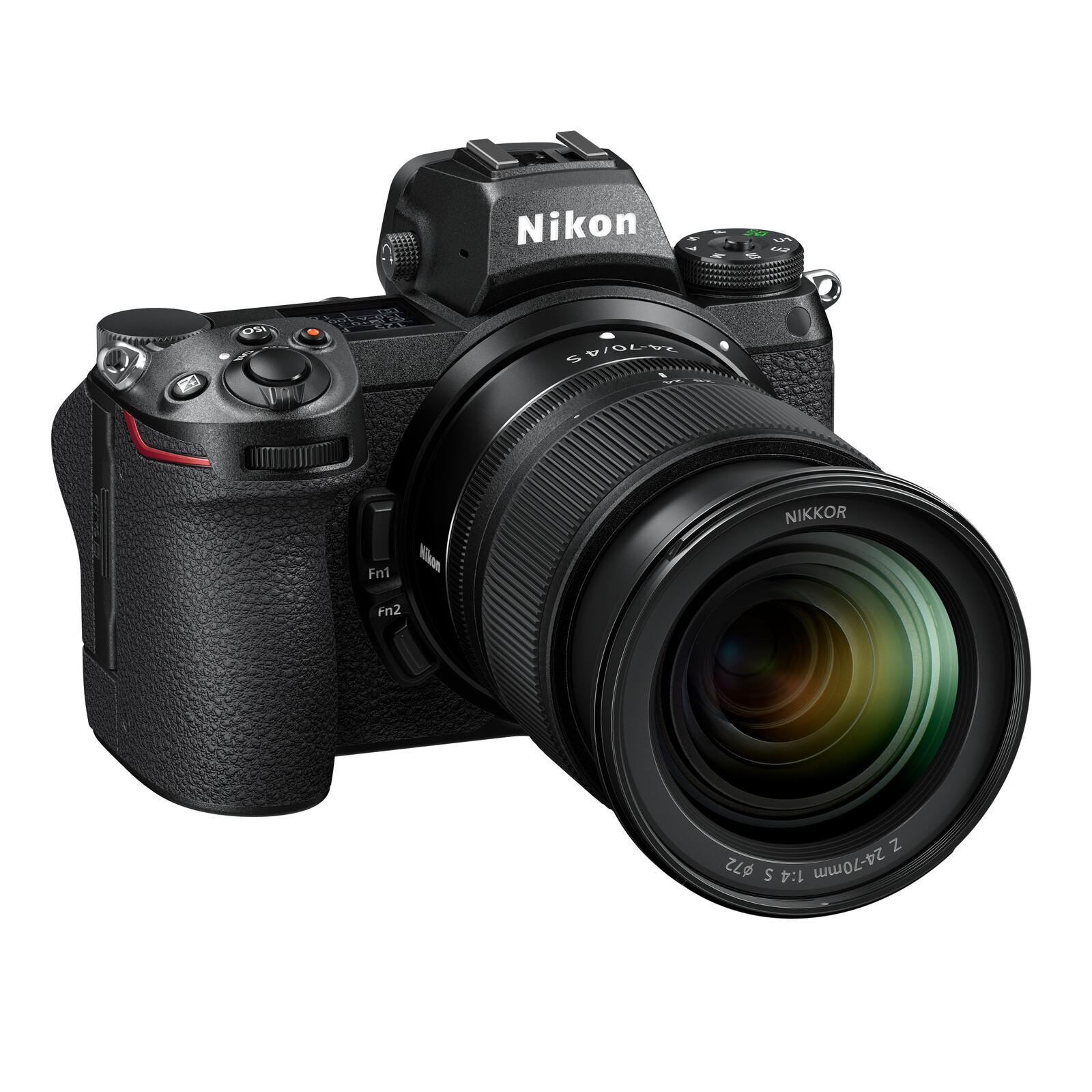 Nikon Z 6II + Z 24-70/4,0 S