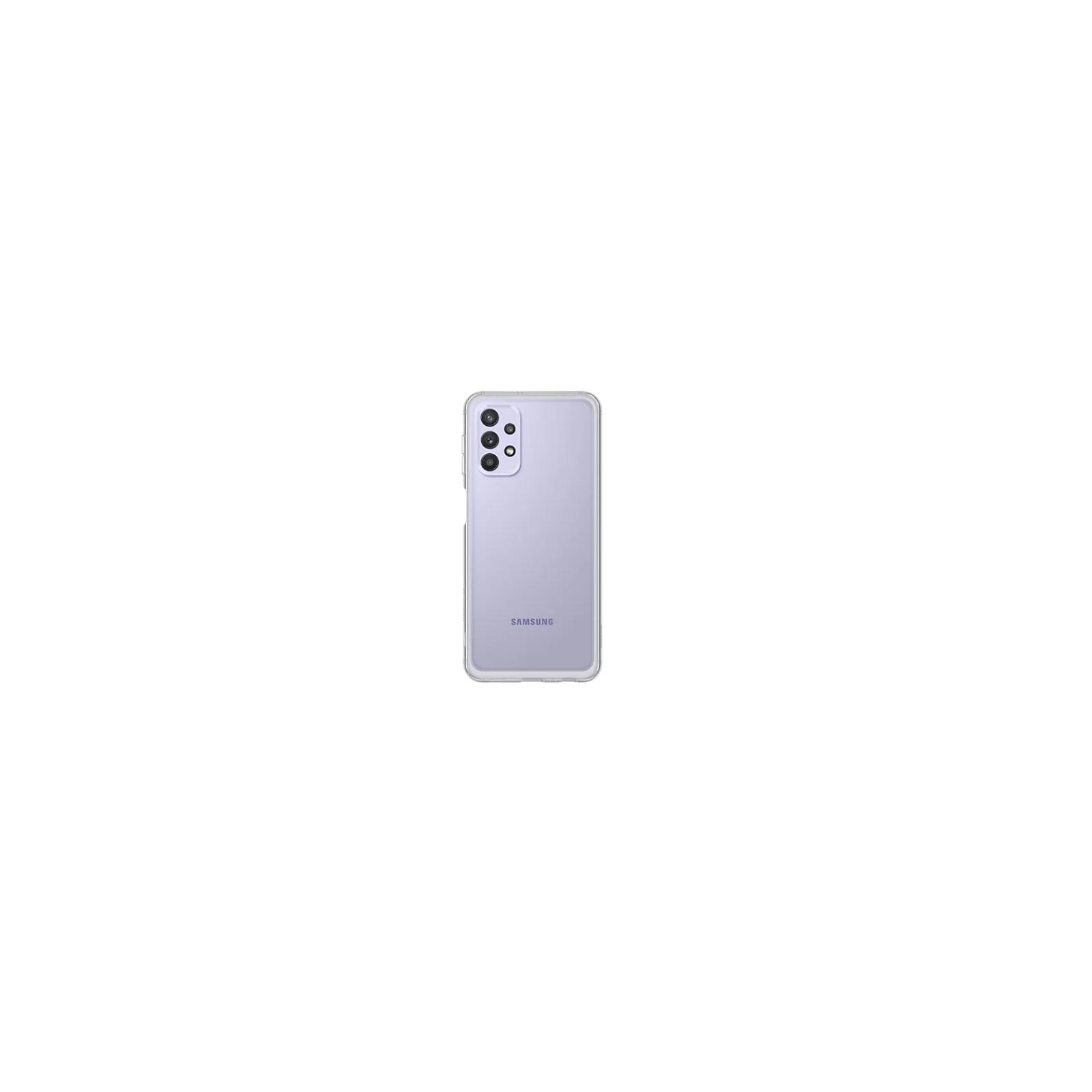 Samsung Original Back Cover Clear Galaxy A32 5G transparent