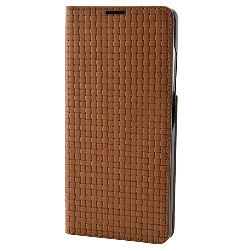 Galeli Book ENZO Samsung Galaxy S21+ almond