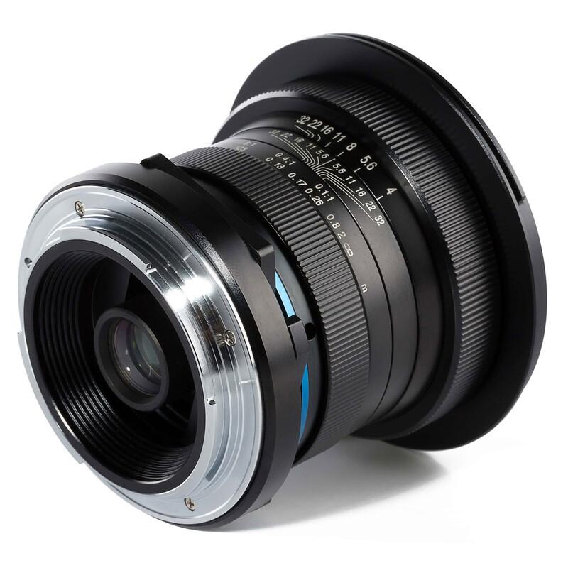 LAOWA 15/4,0 Makro Pentax + UV Filter