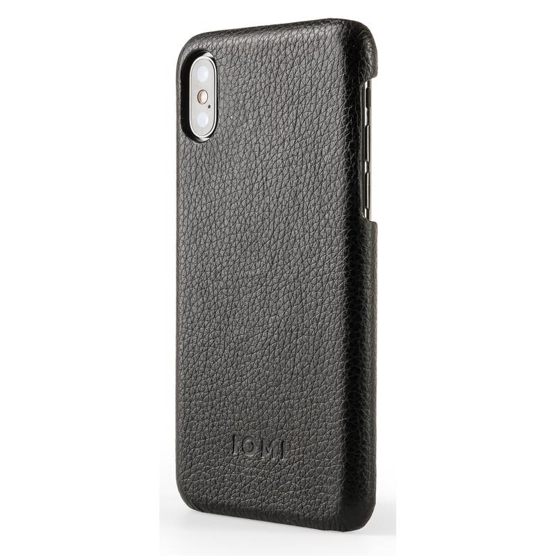 IOMI Backcover Apple iPhone X/XS schwarz