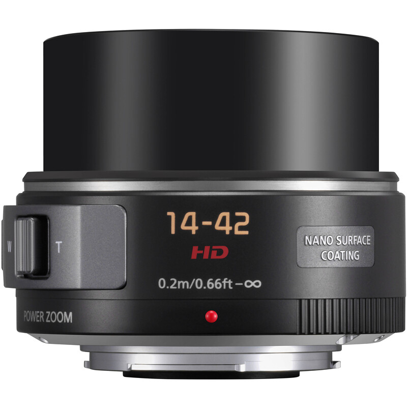 Panasonic 14-42/3,5-5,6 Lumix G X Vario PZ