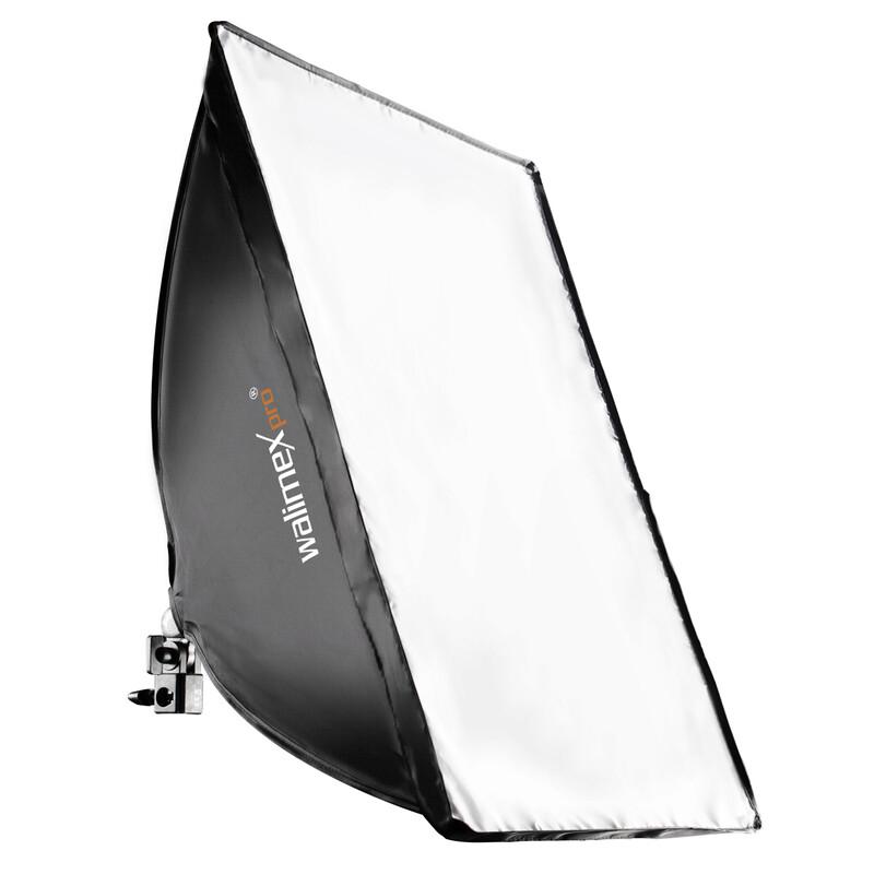walimex pro Daylight 250 mit Softbox, 40x60cm