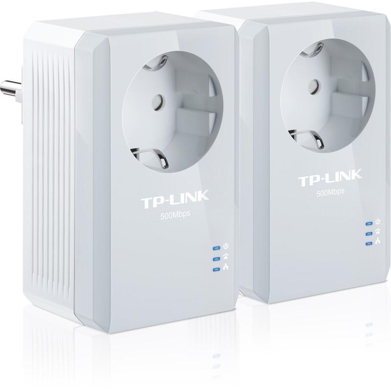 TP-Link AV600 Passtrough Powerline KIT