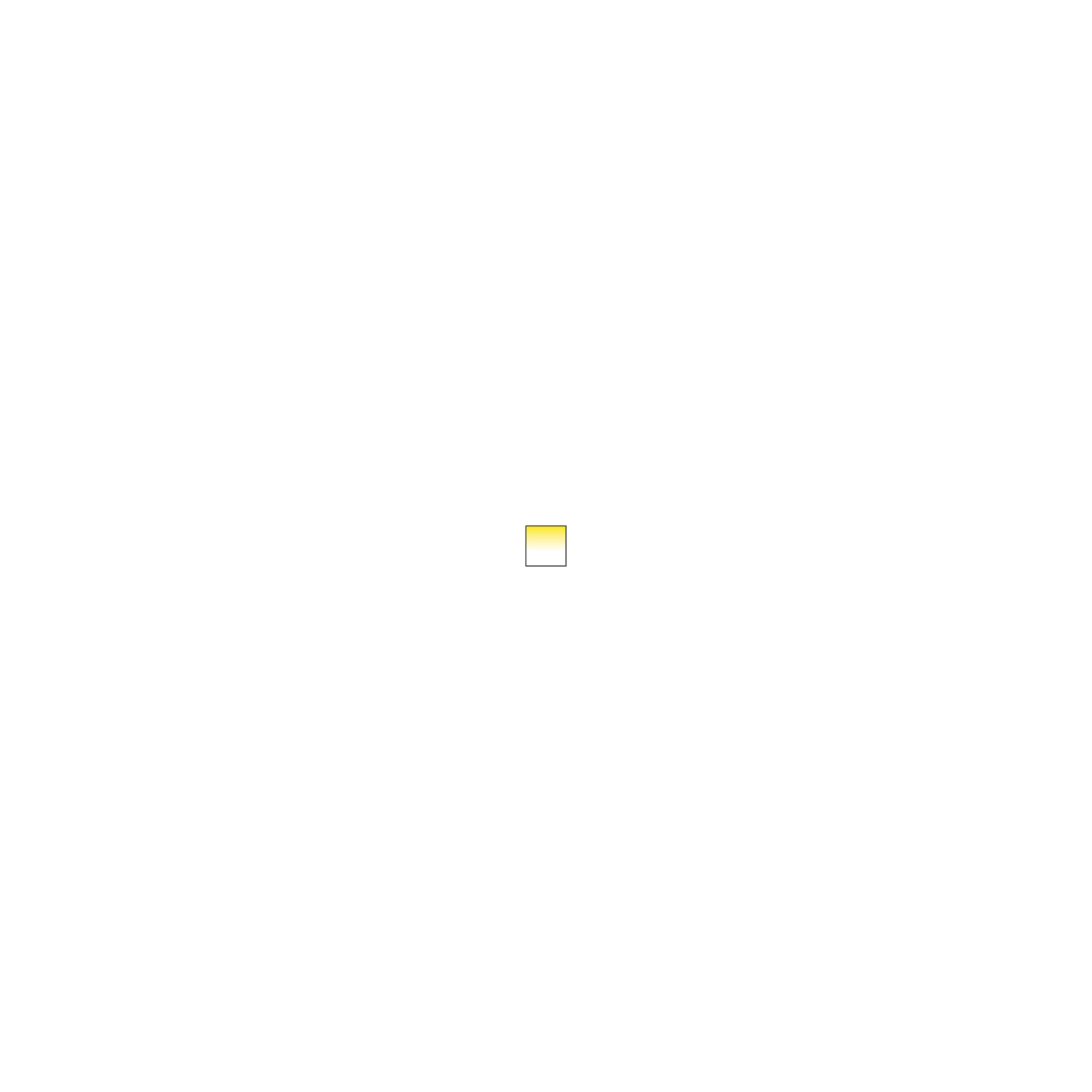 Cokin P660 Verlauf leuchtend Gelb 1