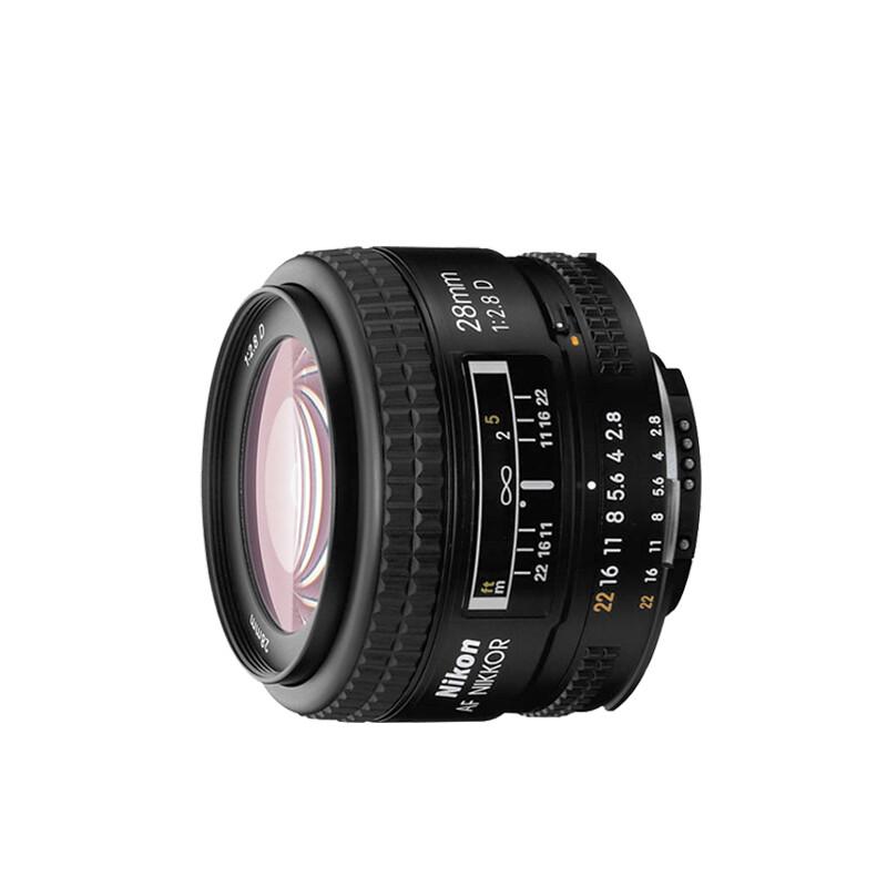 Nikkor MF 28/2,8 + UV Filter