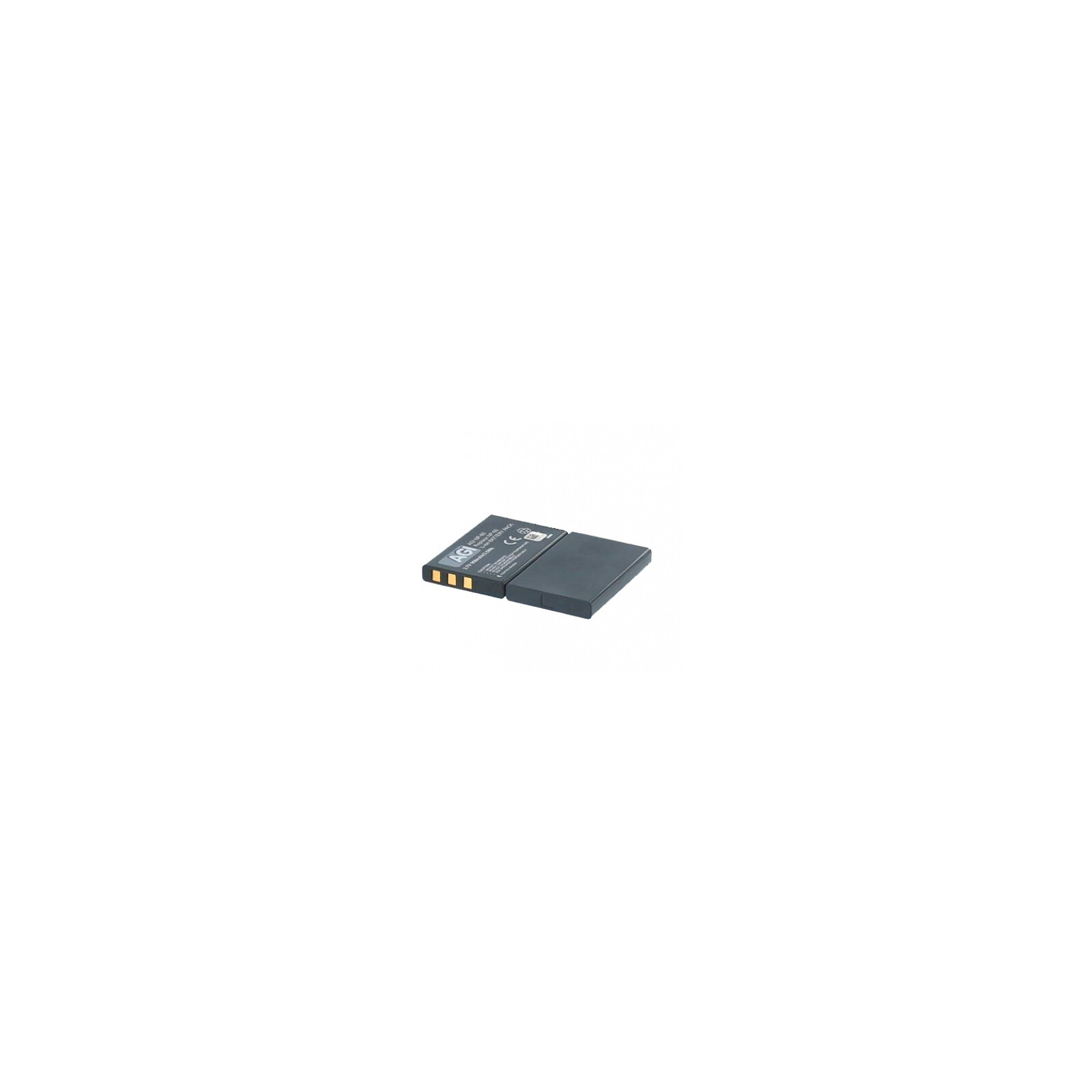 AGI Akku Praktica DVC 5.2 FHD 1.000mAh