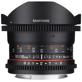 Samyang MF 12/3,1 Fisheye Video DSLR