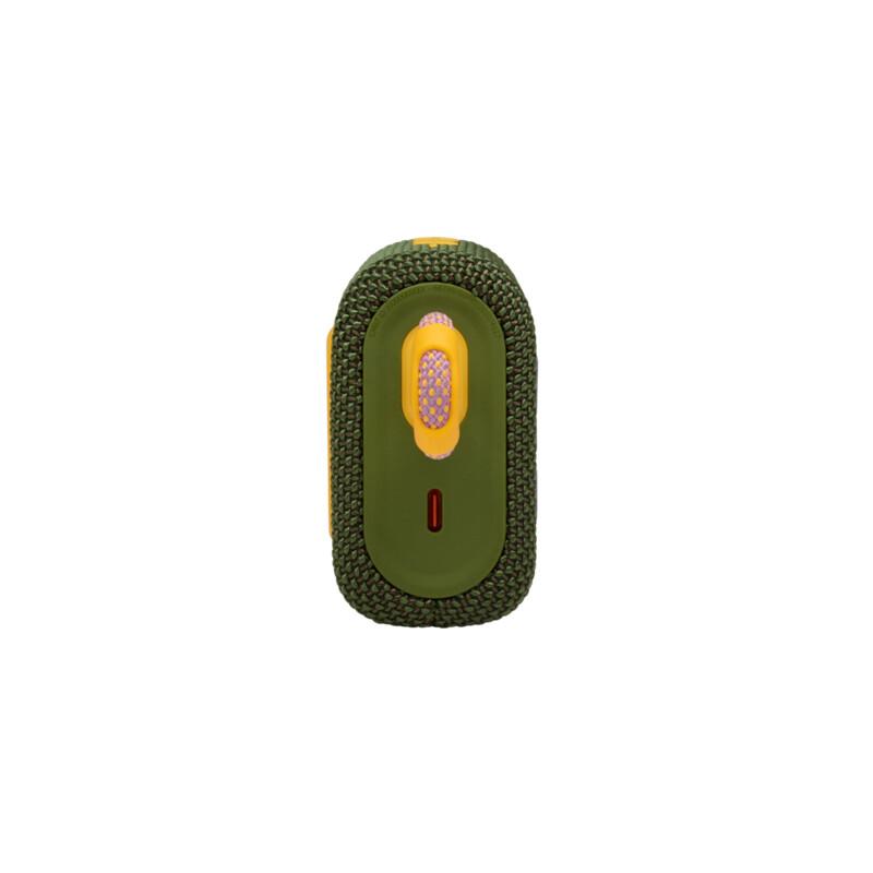 JBL Go3 Bluetooth Lautsprecher Grün