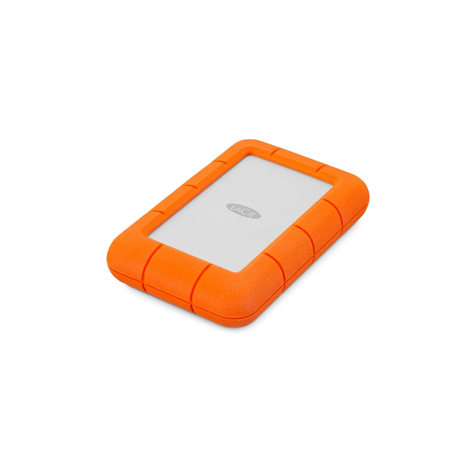"""LaCie Rugged™ Mini 5TB 2.5"""" : USB 3.0"""