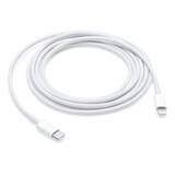 Apple Lightning To USB-C Kabel 2 Meter