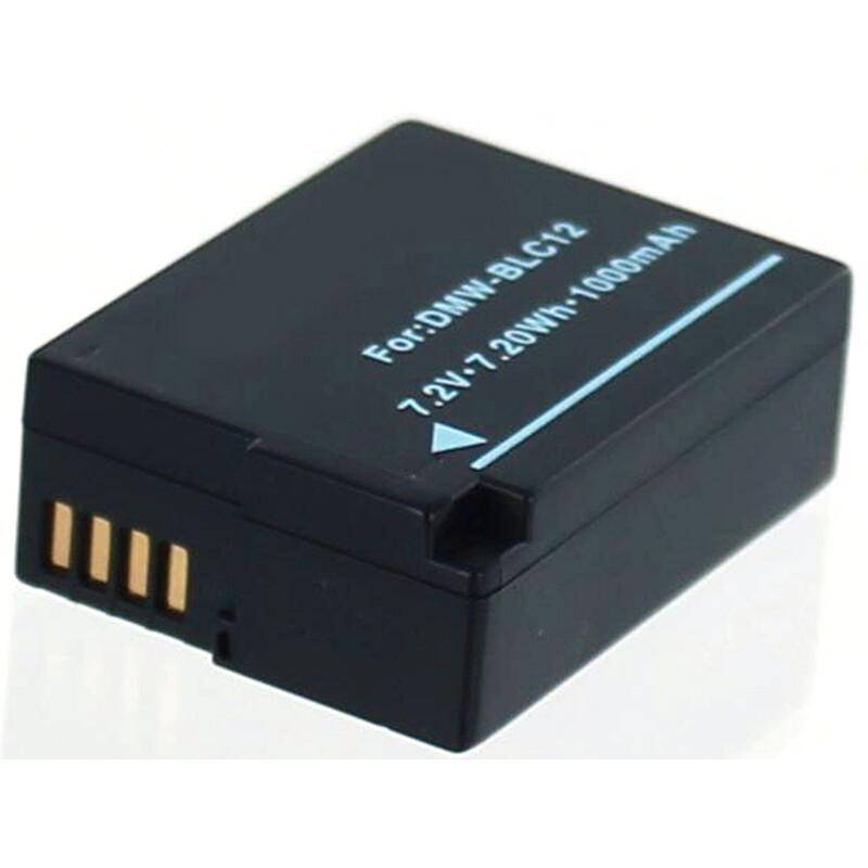 AGI 10926 Akku Panasonic DMW-BLC12E