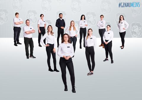 Hartlauer Team im Taborland