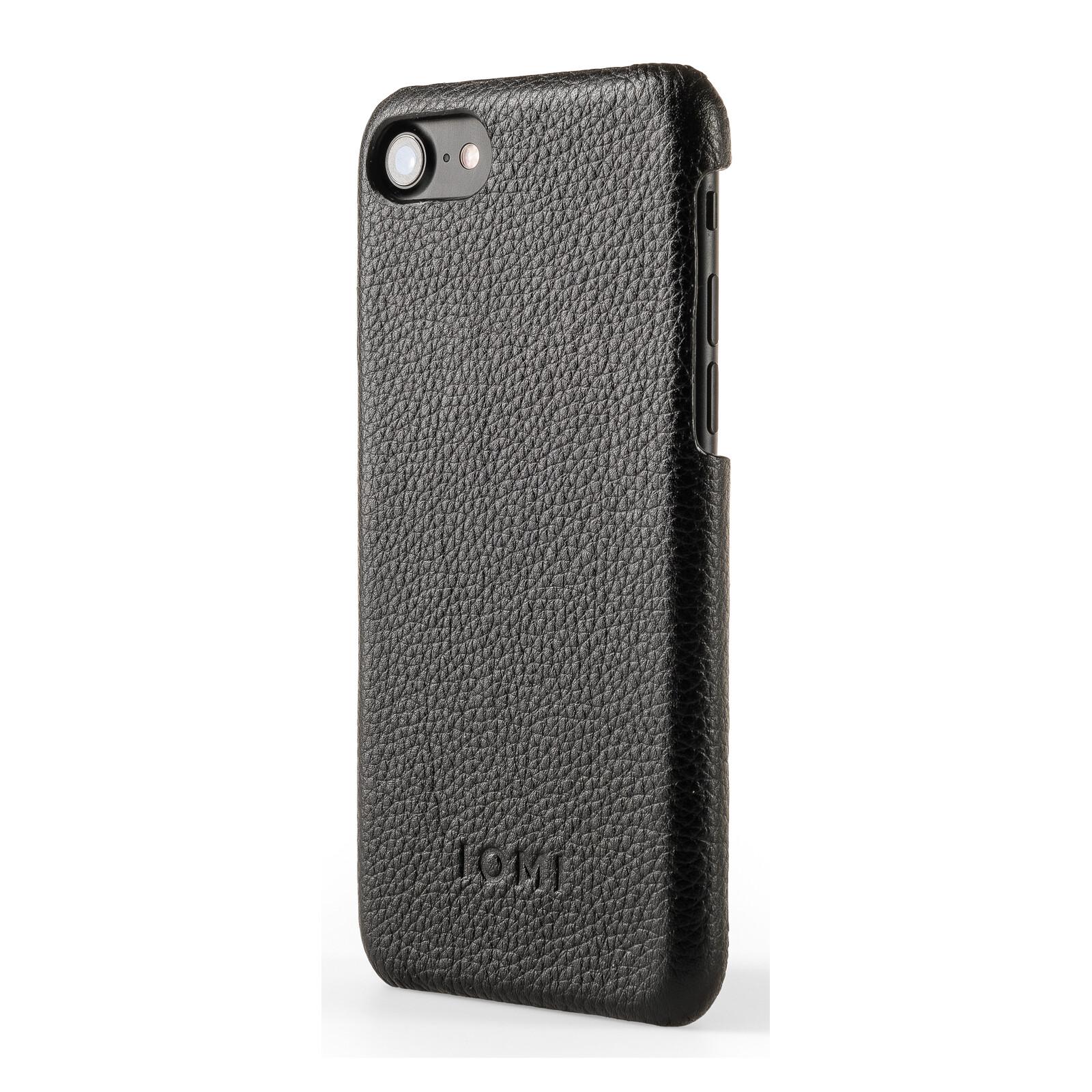 IOMI Backcover Apple iPhone 7/8 schwarz
