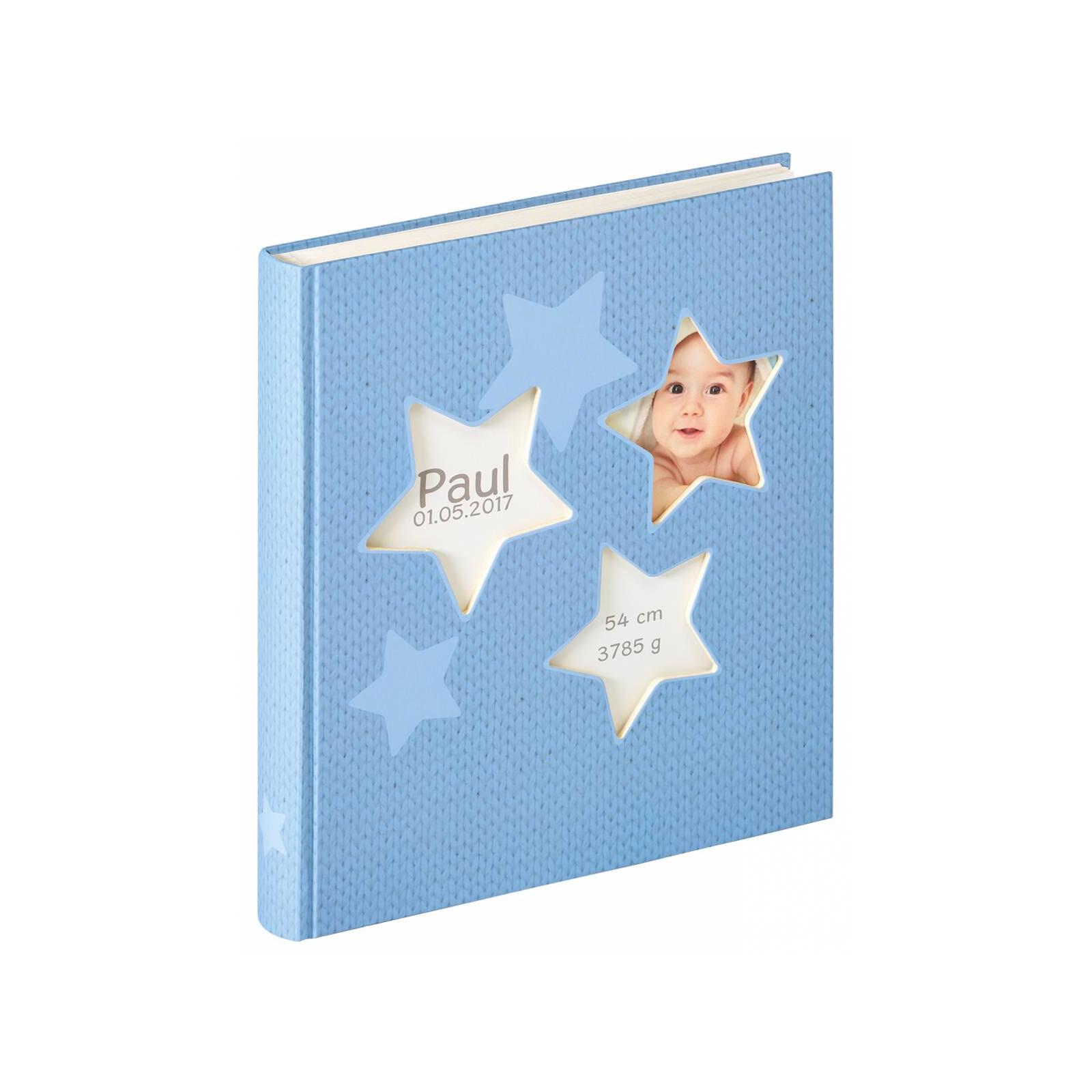 Babyalbum Estrella 28x30,5 50S blau