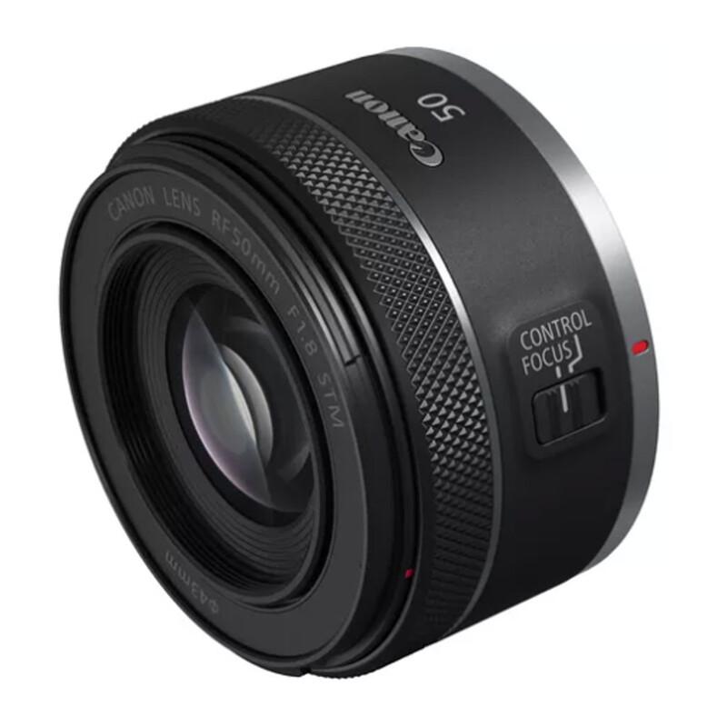 Canon RF 50/1,8 STM