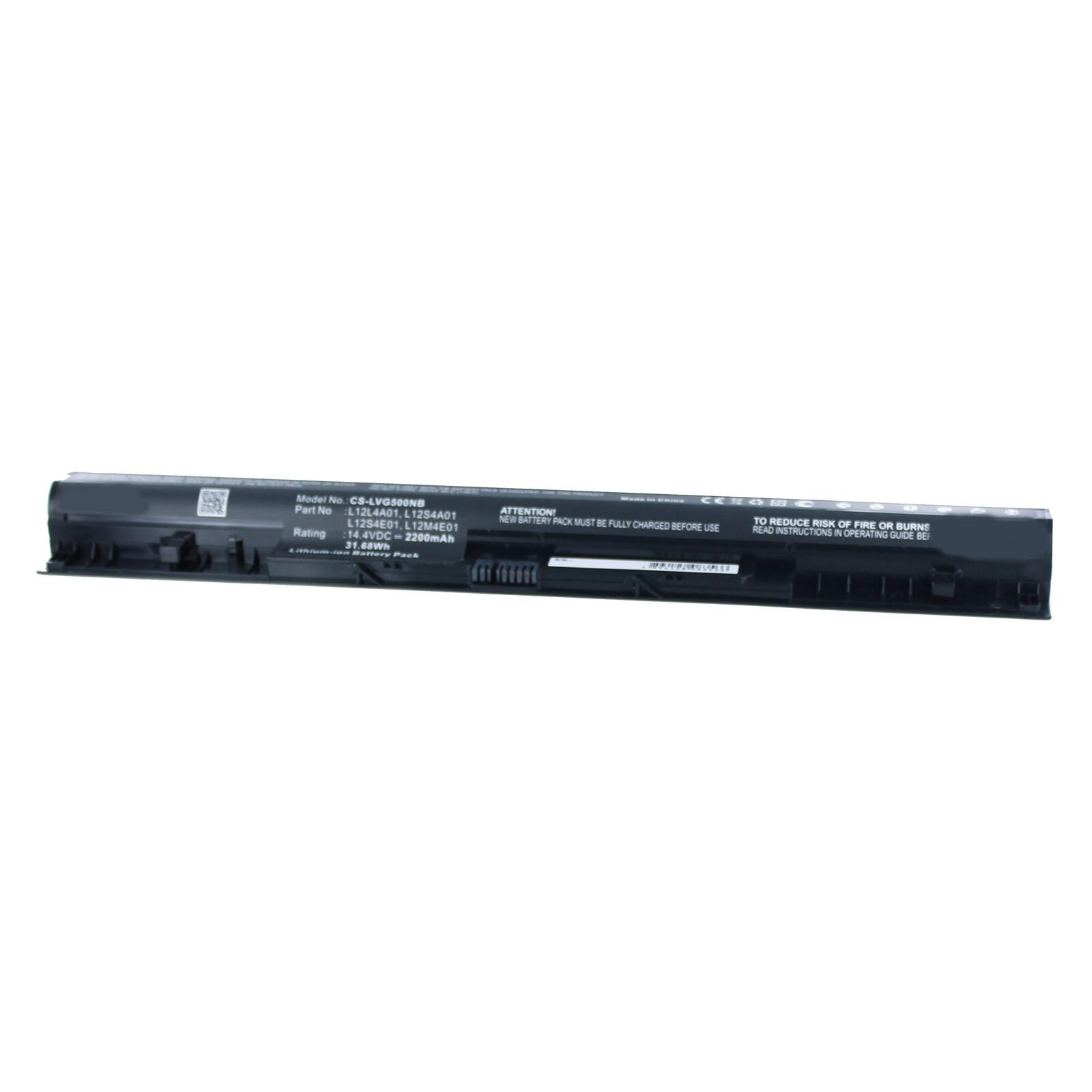 AGI Akku Lenovo L12M4E01 2.200mAh