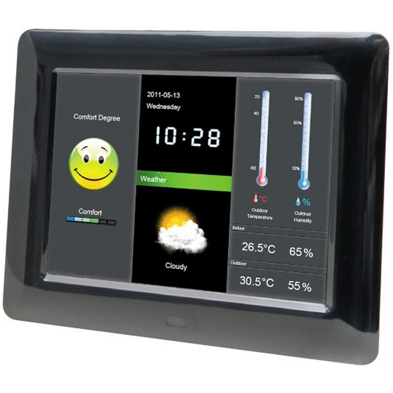 Braun DigiFrame 800 Weather Rahmen
