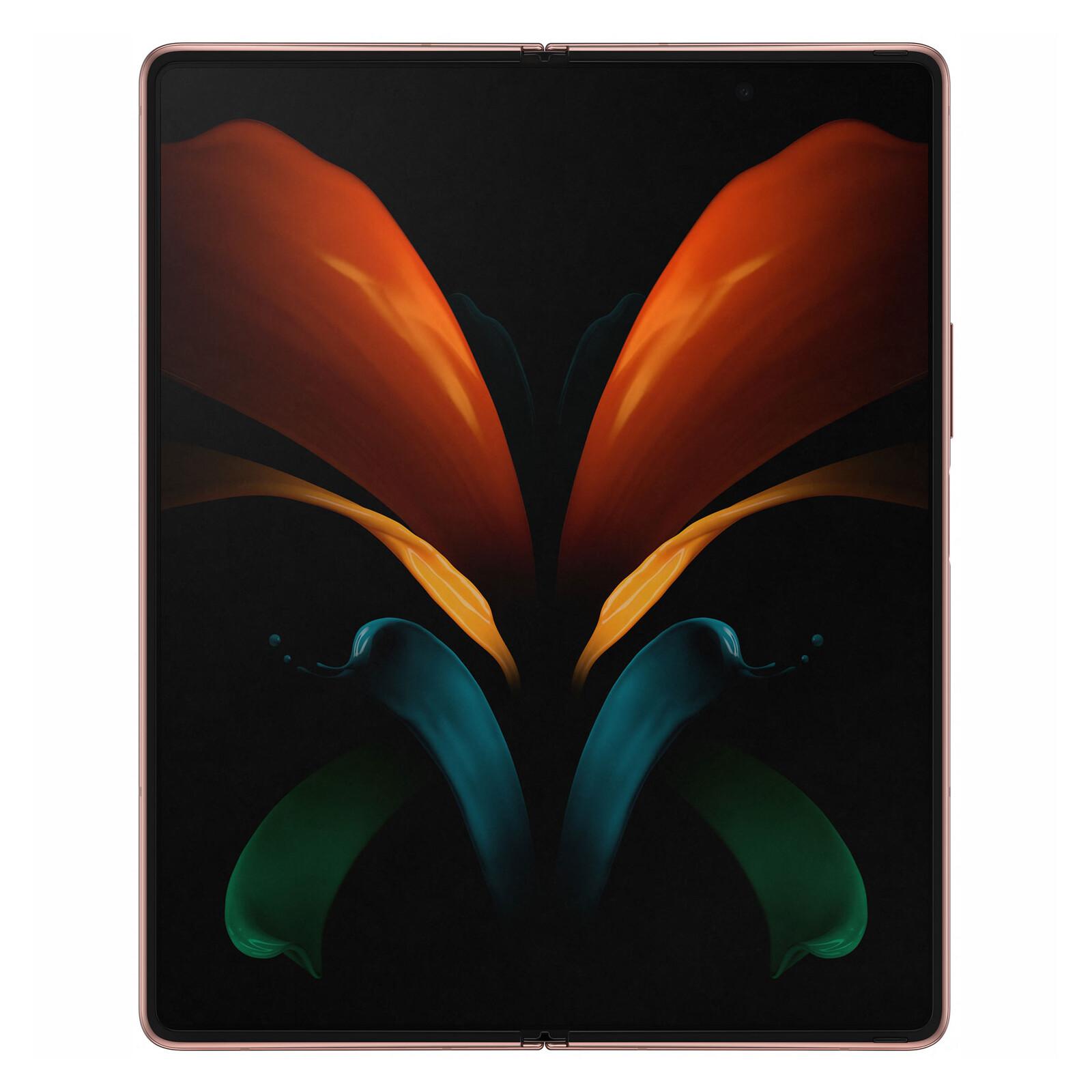 Samsung Galaxy Z Fold2 256GB 5G Mystic Bronze
