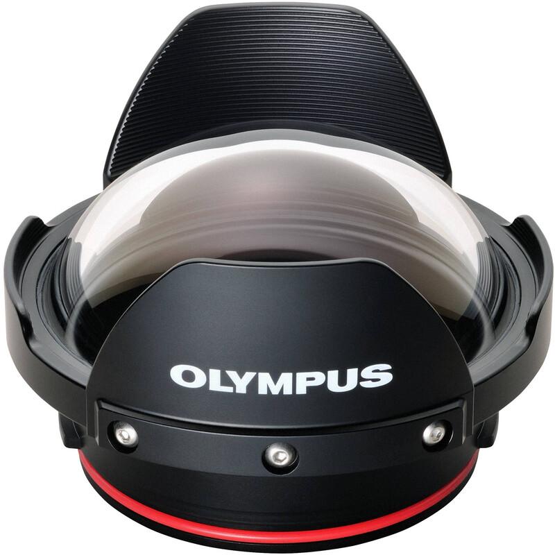 Olympus PPO-EP02 Objektivgehäuse