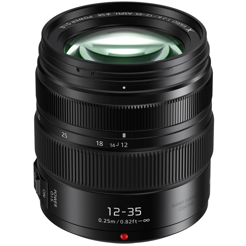 Panasonic 12-35/2,8 Lumix G Vario + UV Filter