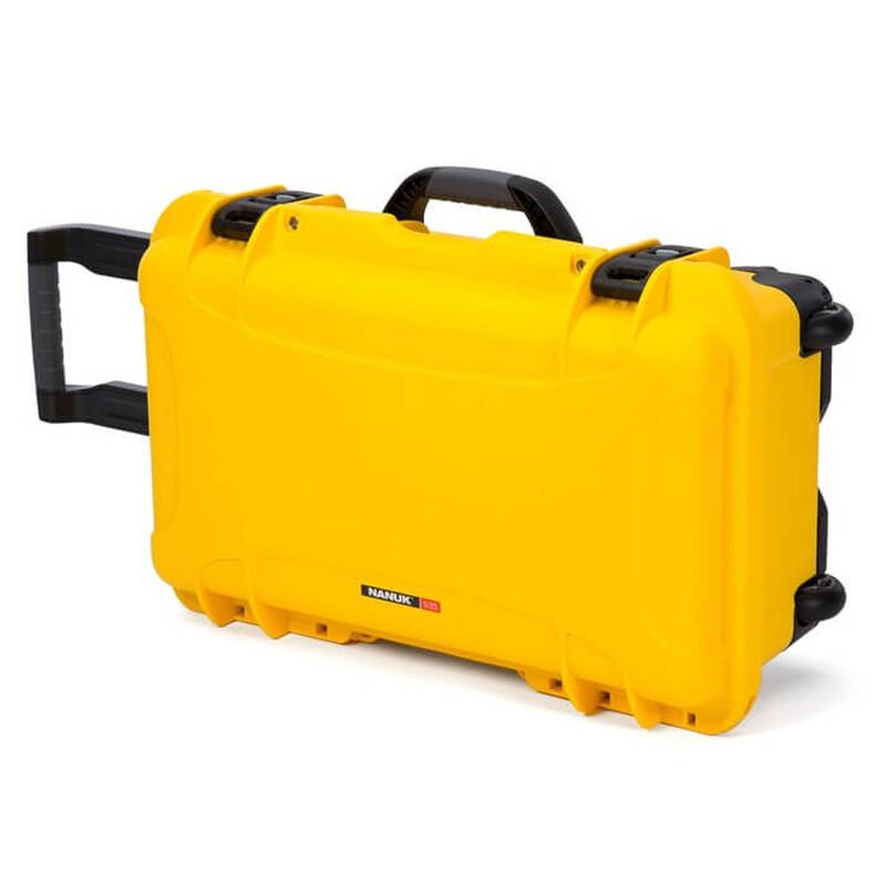 Nanuk Case 935 Yellow Foto