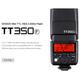 GODOX TT350F Blitz Fuji