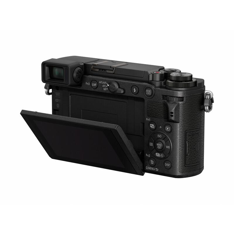 Panasonic DC-GX9HEG + H-FS 14-140/3,5-5,6 Schwarz