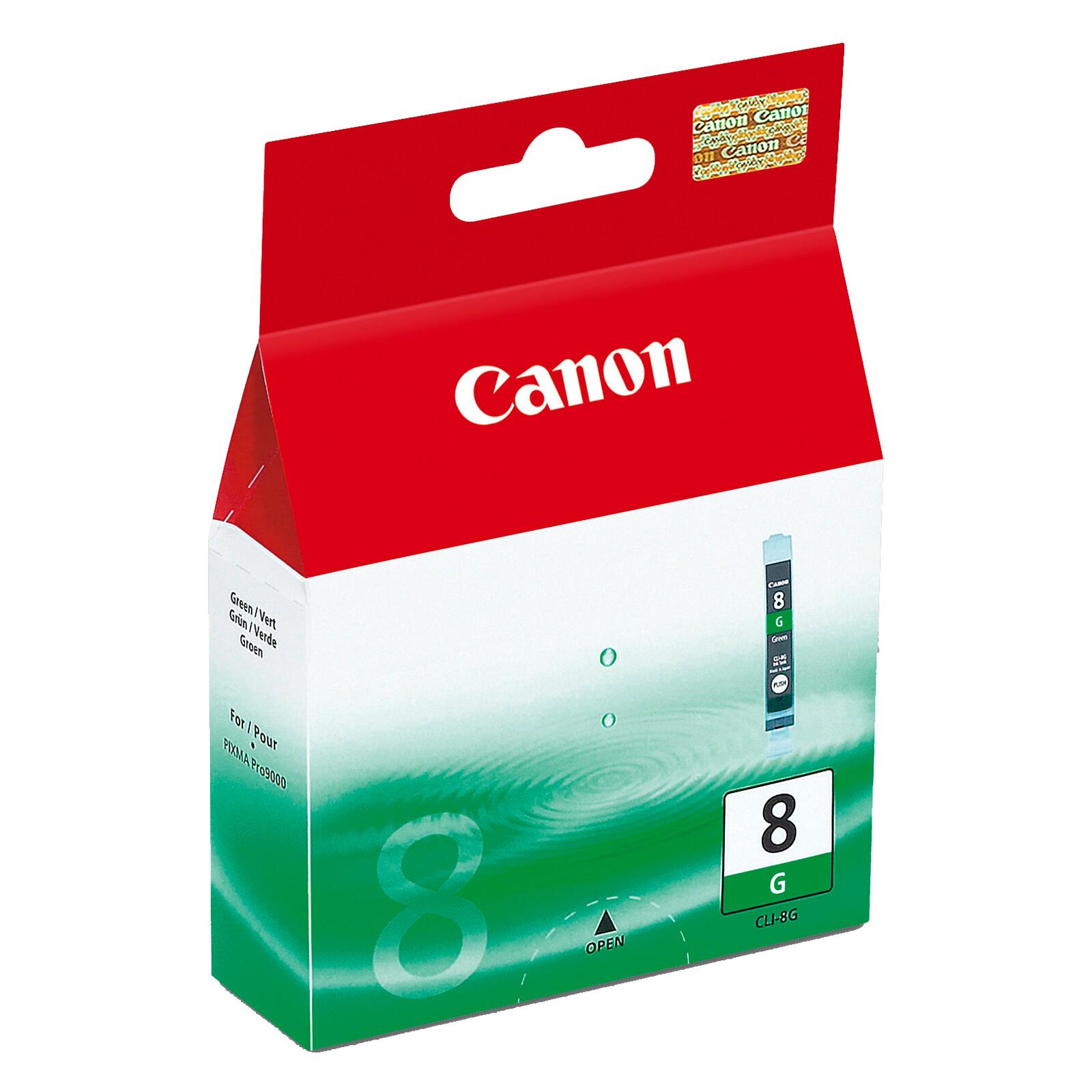 Canon CLI-8 Tinte grün 13ml