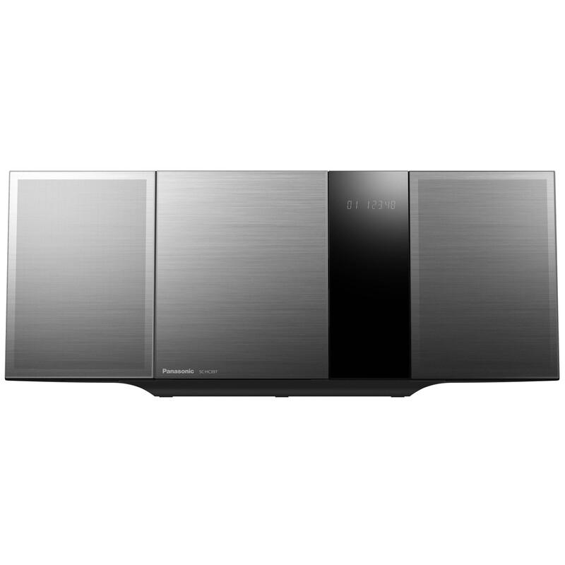 Panasonic SC-HC397EG-K Mirco HiFi schwarz