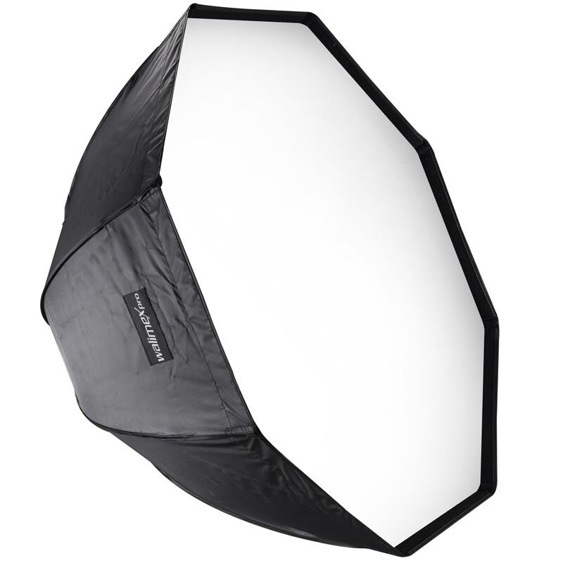 walimex pro easy Softbox Ø150cm Visatec