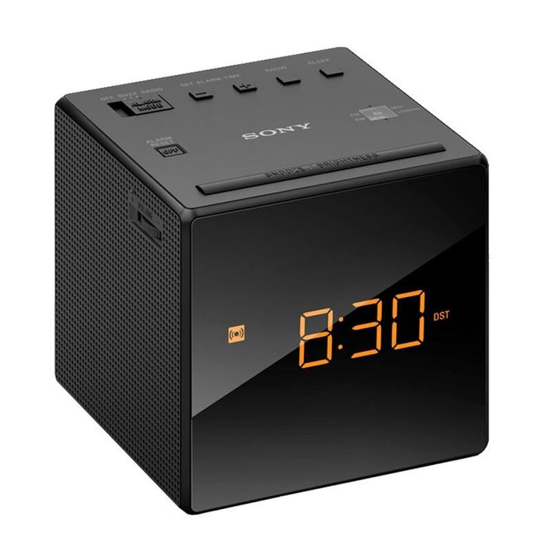 Sony ICF-C1B Uhrenradio