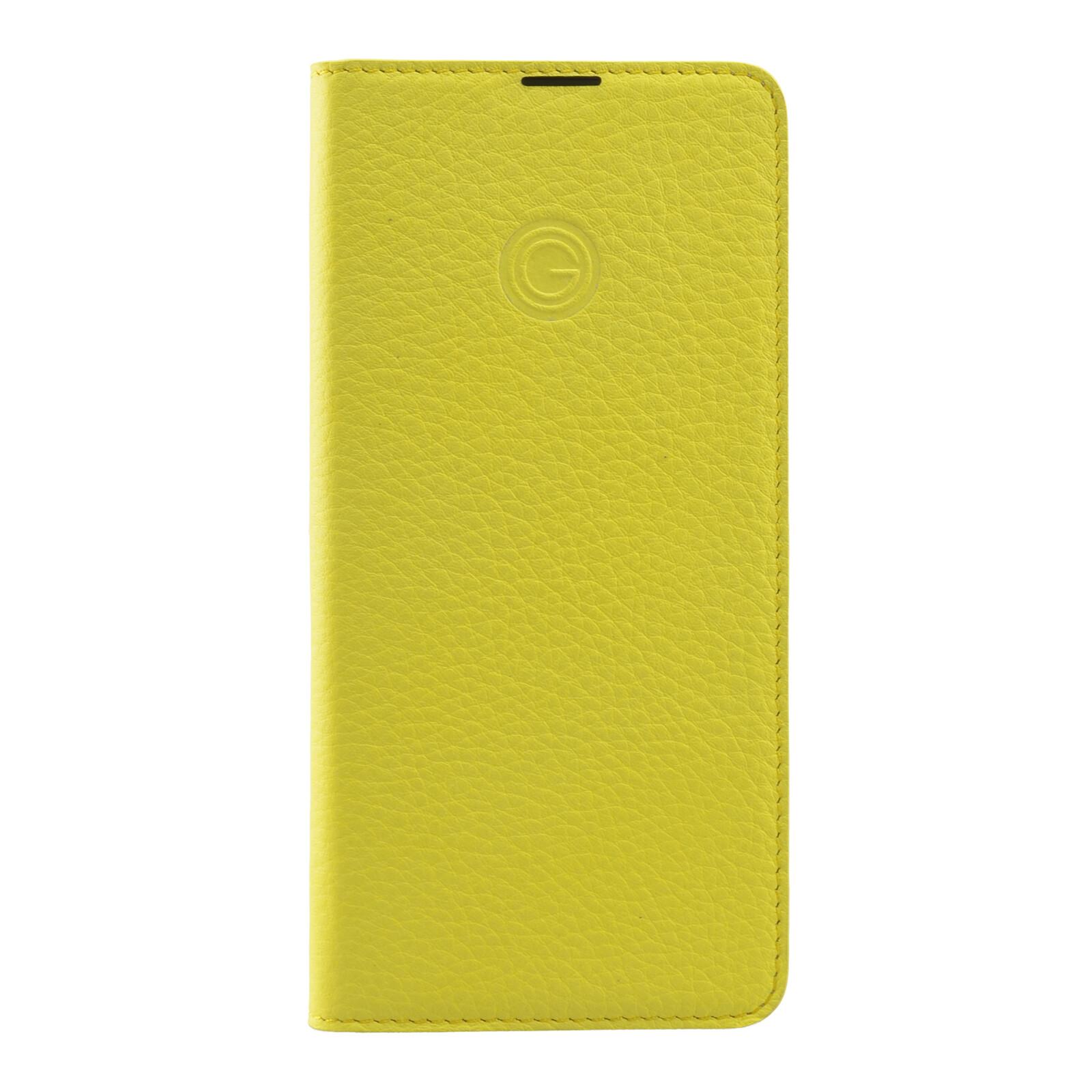 Galeli Booktasche MARC Samsung Galaxy A71 light lemon
