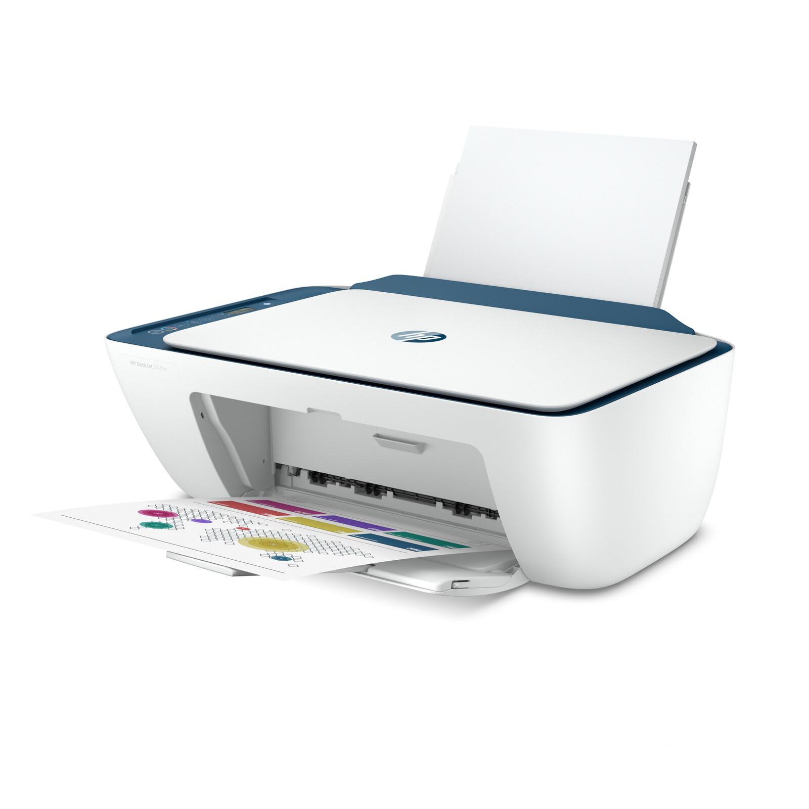 HP Deskjet 2721e All in One Drucker
