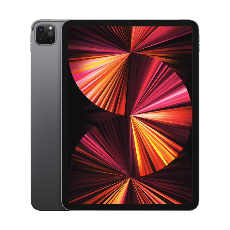 """Apple iPad Pro 11"""" Wi-Fi 256GB 2021 spacegrau"""