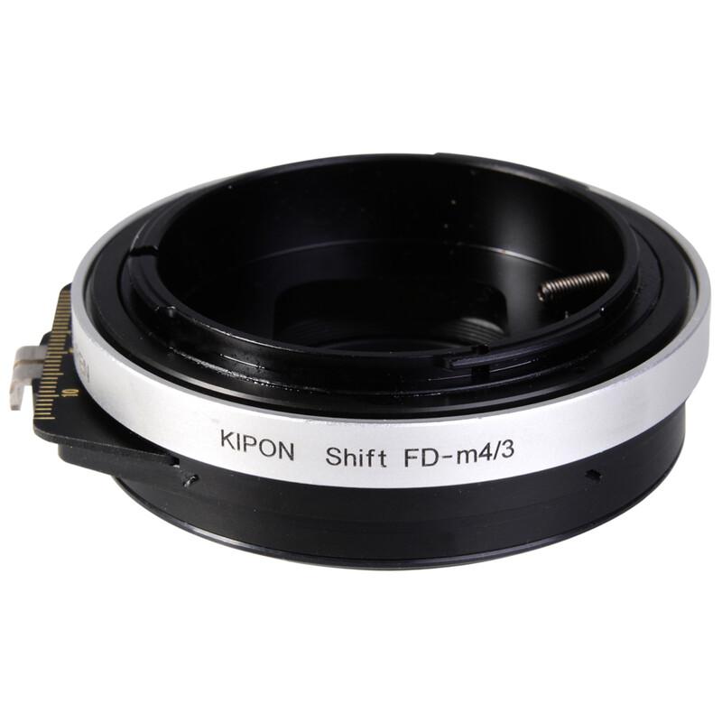 Kipon Shift Adapter für Canon FD auf MFT