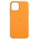 Apple iPhone 12/12 Pro Max Leder Case mit MagSafe california poppy