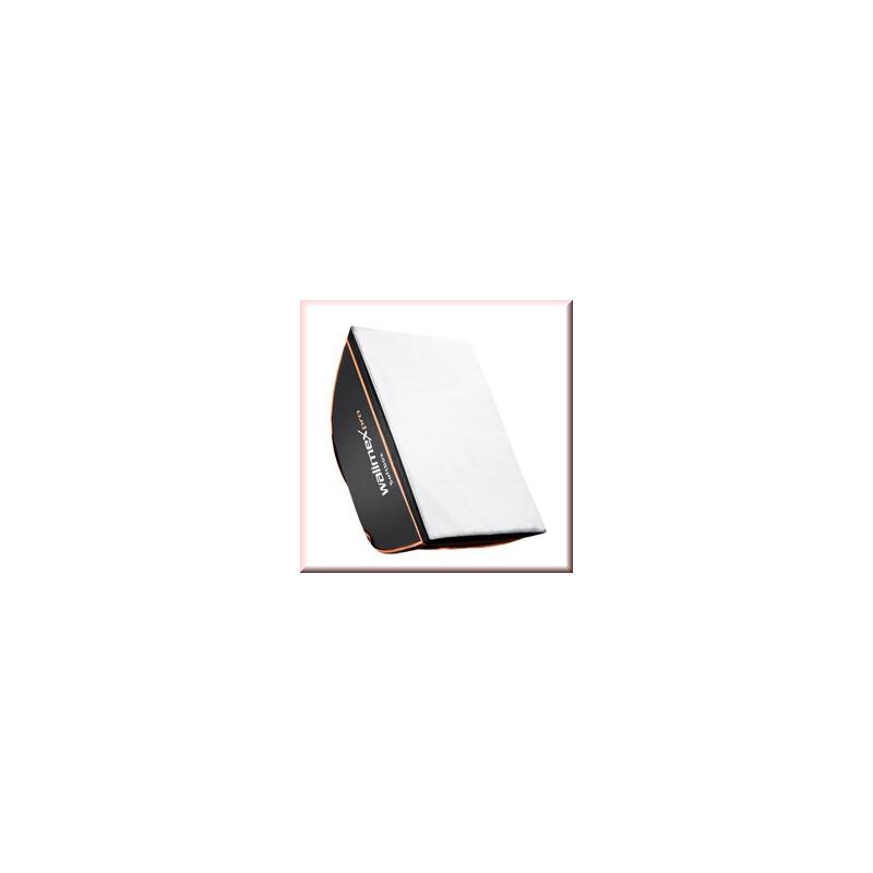 walimex pro Softbox OL 50x70cm Hensel EH / Richter