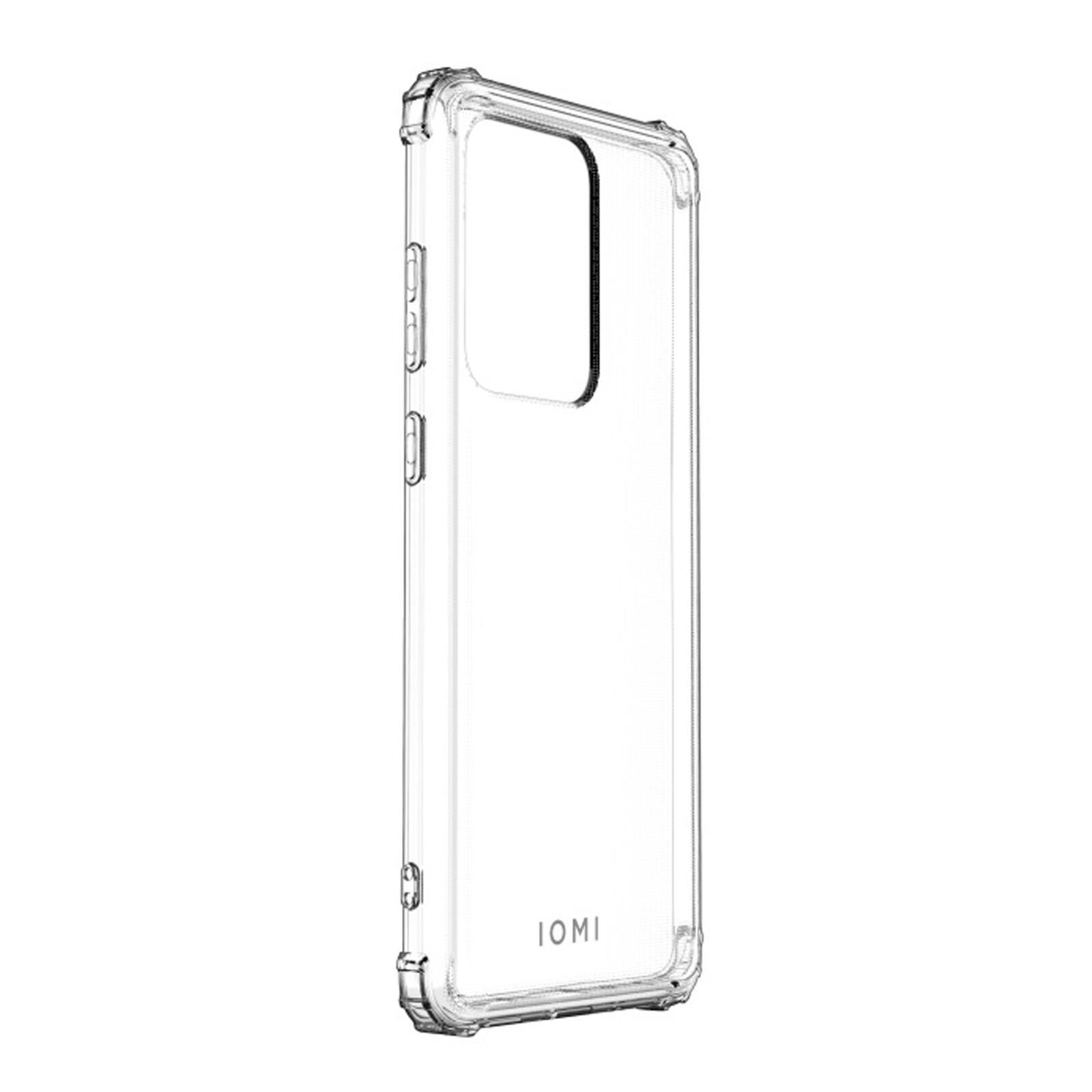 IOMI Backcover Shockproof Samsung Galaxy S20 Ultra
