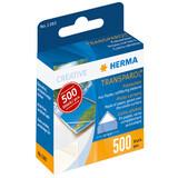 Herma Transparol Fotoecken 500 Stk.