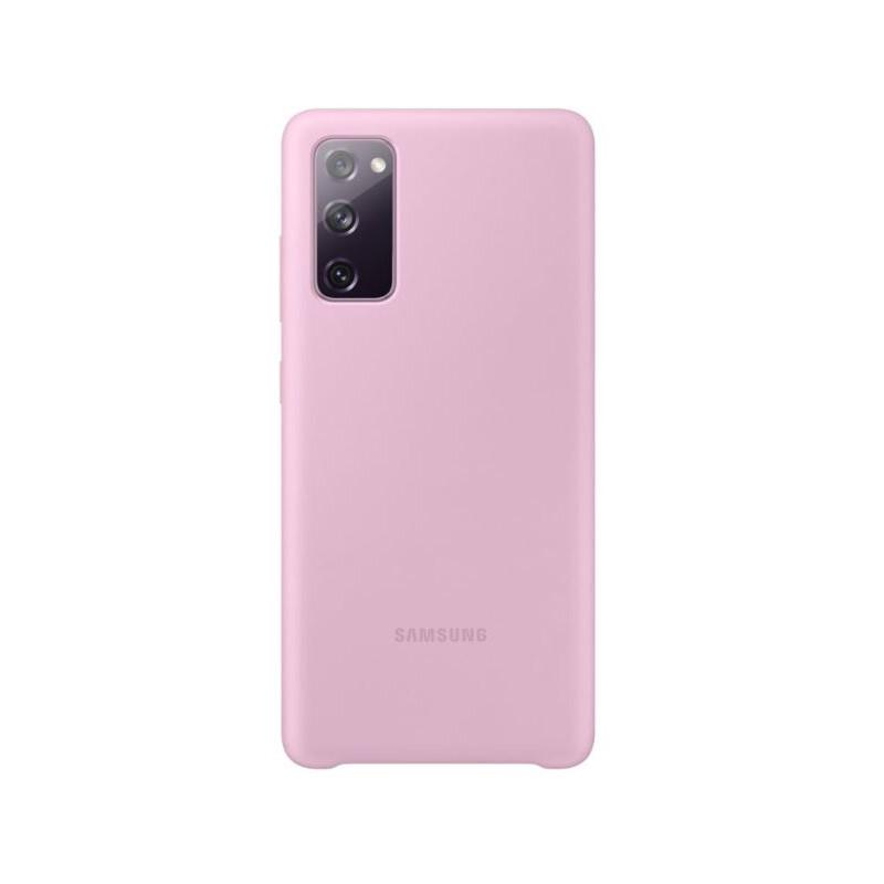 Samsung Silicone Cover Galaxy S20 FE violet