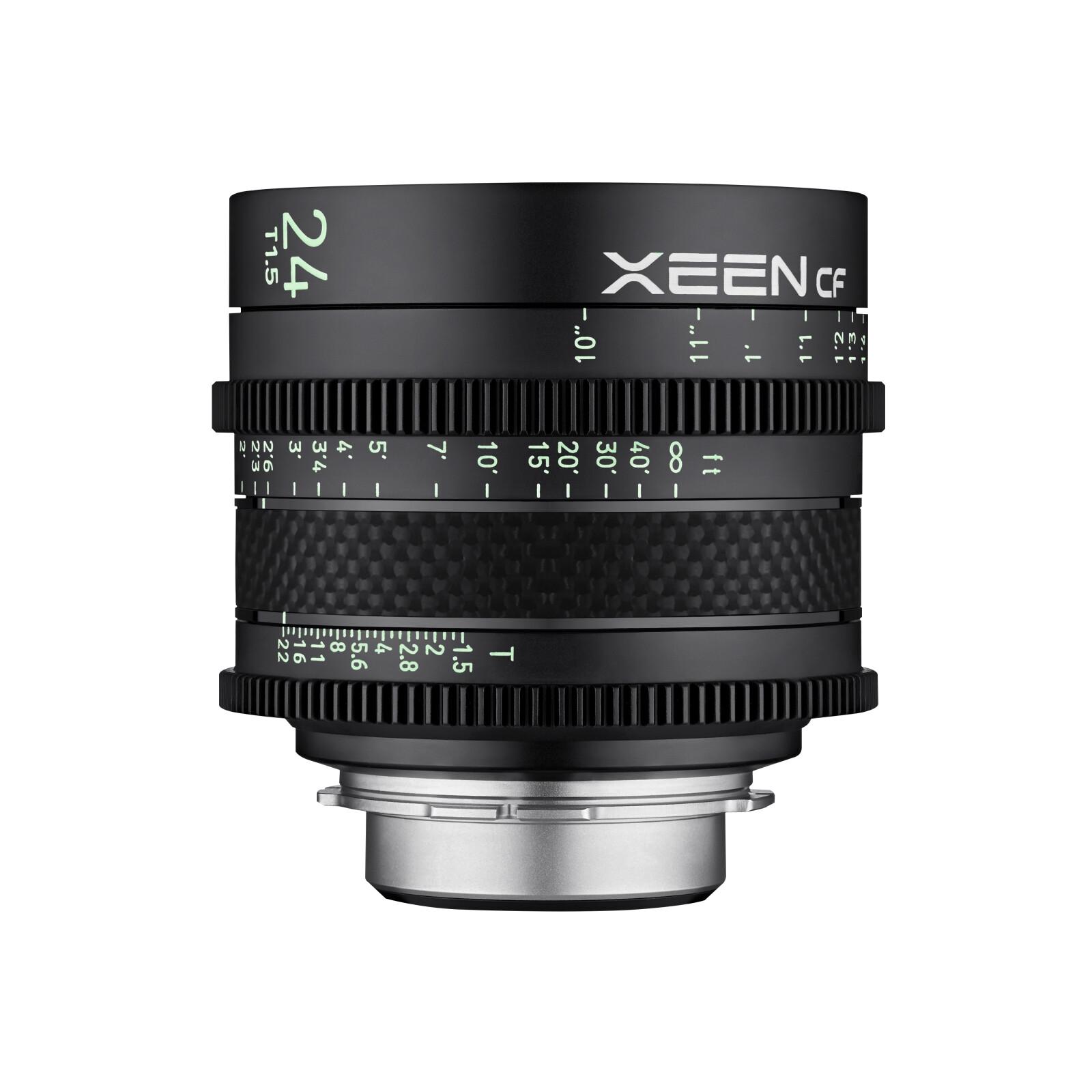 XEEN CF Cinema 24/1,5 Sony E Vollformat