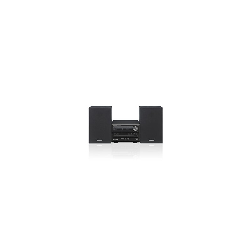 Panasonic SC-PM254EG-K Micro HiFi System